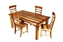 Tahoe Dining Table & Chairs, ISA-9015N