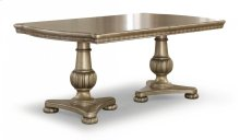 San Cristobal Rectangular Pedestal Dining Table