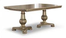 San Cristobal Rectangular Pedestal Dining Table