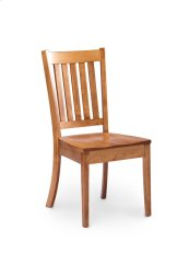 Wright Side Chair, Wood Seat, Character Cherry