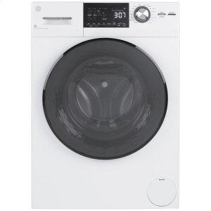 """GEGE(R) 24"""" 2.4 cu. ft.Capacity Front Load Washer/Condenser Dryer Combo"""