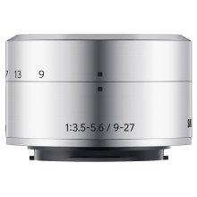 NX Mini 9-27mm Lens (Silver)