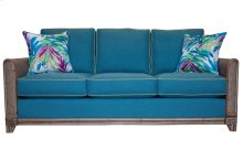 Sofa, Sofa Arms Available in Classic Natural Finish Only.