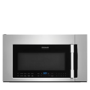 Frigidaire Professional Professional 2.1 Cu. Ft. Over-The-Range Microwave