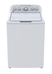 GE 4.9 c.f. (IEC) Stainless Steel basket washer.