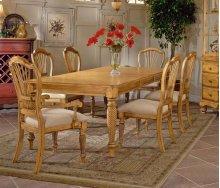 Wilshire Rectangle Table Antique Pine
