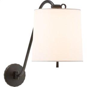 Visual Comfort BBL2010BZ-S Barbara Barry Understudy 1 Light 10 inch Bronze Decorative Wall Light