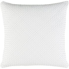 """Kenzie KNZ-002 20"""" x 20"""" Pillow Shell with Polyester Insert"""