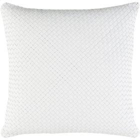 "Kenzie KNZ-002 20"" x 20"" Pillow Shell with Down Insert"