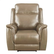 SU-BO13 Collection  Recliner with Power Headrest and Lumbar  Tan