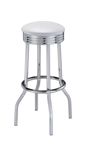 29 Bar Stool White