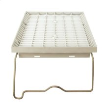 Dryer Drying Rack, White