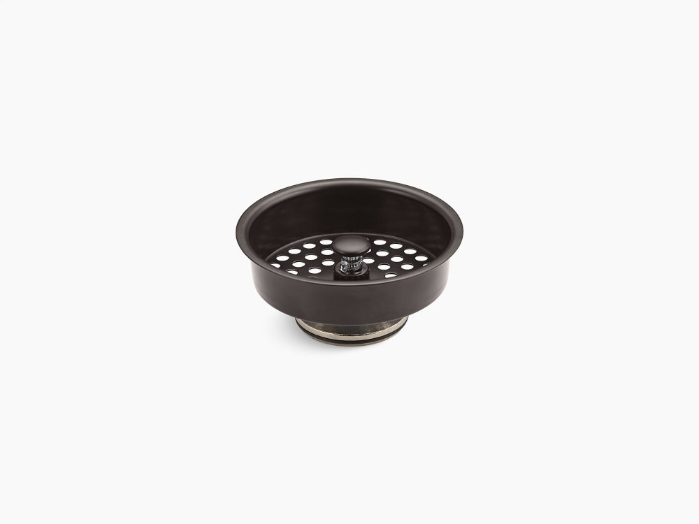Oil Rubbed Bronze Sink Strainer Basket