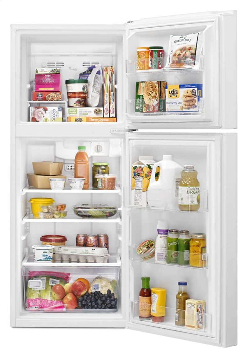 Wrt111sfdw In White By Whirlpool Merrill Wi 25 Inch Wide Top Maytag Washer Parts Diagram Group Picture Image Tag Hidden Additional Freezer Refrigerator 11 Cu Ft