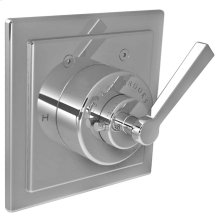 Single lever thermostatic trim only, to suit M1-4200 rough