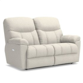 Morrison PowerRecline La-Z-Time® Full Reclining Loveseat w/ Power Headrest