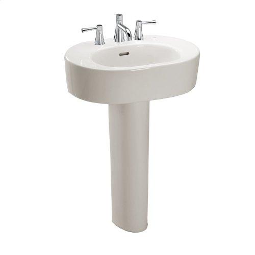 Nexus® Pedestal Lavatory - Colonial White