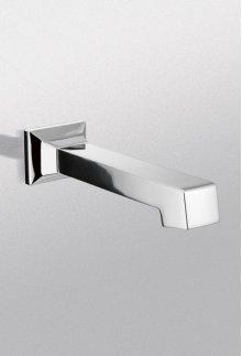 Brushed Nickel Lloyd® Wall Spout