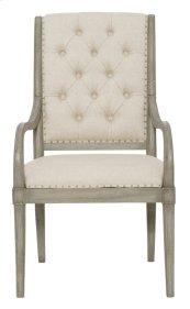 Marquesa Arm Chair in Marquesa Gray Cashmere (359)