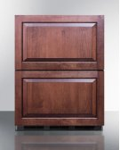 Kit That Allows the Sp6ds2d7 Drawer Refrigerator To Accept Custom Overlay Panels Product Image