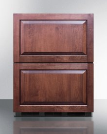 Kit That Allows the Sp6ds2d7 Drawer Refrigerator To Accept Custom Overlay Panels