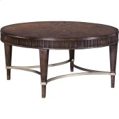 Cashmera Round Cocktail Table