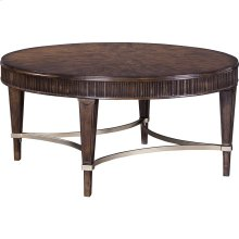 Cashmera Round Cocktail Table