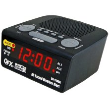 All Hazard Weather Alert Clock Radio
