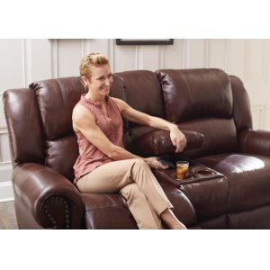 Power Headrest w/Lumbar Recliner