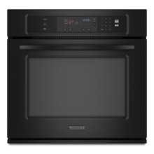 "Single Oven 27"" Width 3.8 cu. ft. Capacity Thermal Oven with Two-Element Balanced Baking and Roasting Architect® Series II"