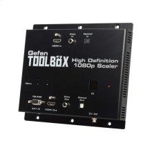 High Definition 1080p Scaler