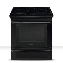 30'' Electric Built-In Range with IQ-Touch controls