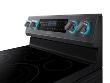 5.9 cu. ft. Freestanding Electric Range with True Convection and Steam Assist