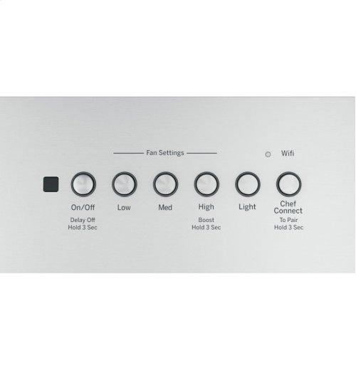 """36"""" WiFi Enabled Designer Custom Insert w/ Dimmable LED Lighting"""