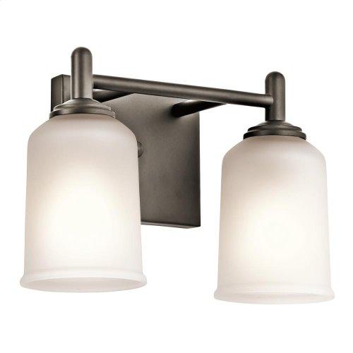 Shailene Collection Shailene 2 Light Bath Light OZ