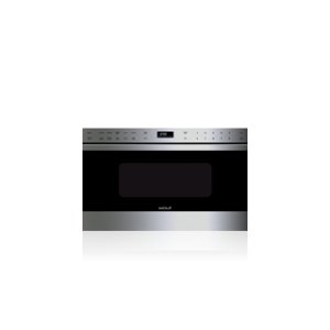 "Wolf24"" Transitional Drawer Microwave"