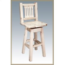 Homestead Swivel Barstool