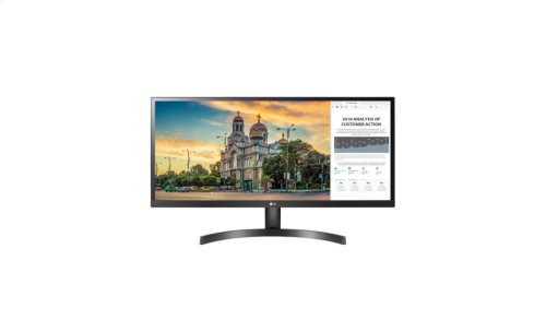 "29 Inch Class 21:9 UltraWide® Full HD IPS LED Monitor with AMD FreeSync (29"" Diagonal)"