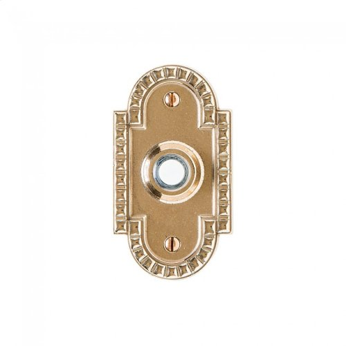 Corbel Arched Doorbell Button Silicon Bronze Rust