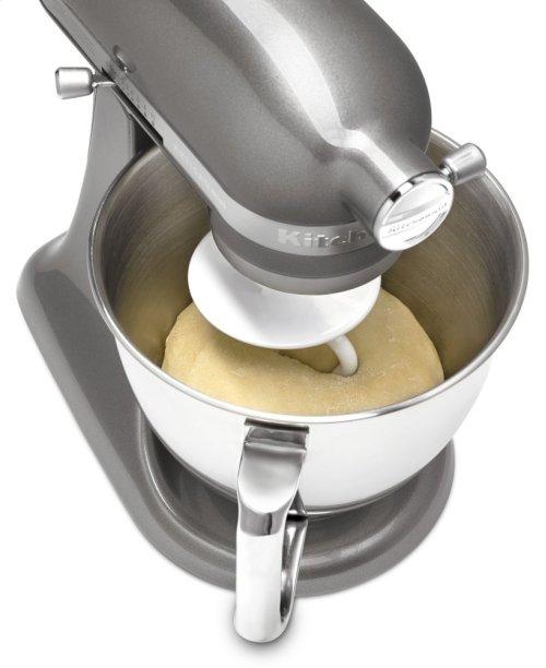 Artisan® Mini 3.5 Quart Tilt-Head Stand Mixer - Medallion Silver