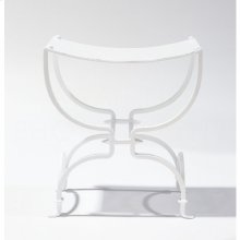 Swain Bench High Gloss White