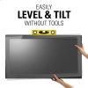 "Sanus Premium Series Tilt Mount For 40"" - 50"" Flat-Panel Tvs Up 75 Lbs."