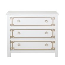 Overlay Accent Chest