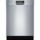 24' Recessed Handle Dishwasher Benchmark Series- Stainless steel Product Image
