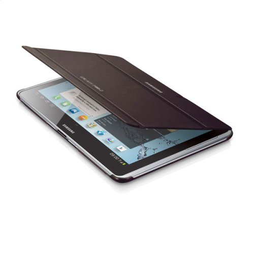 Galaxy Tab 2 10.1 Magnetic Book Cover, Gray
