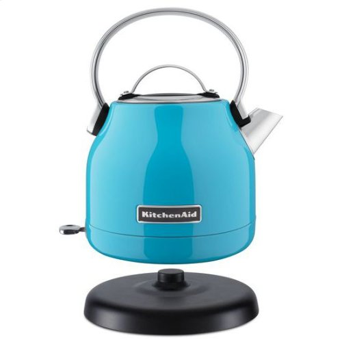 KitchenAid® 1.25 L Electric Kettle - Crystal Blue