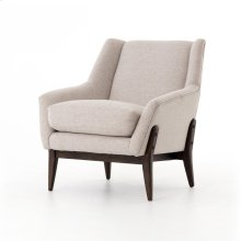 Dottie Club Chair-noble Platinum
