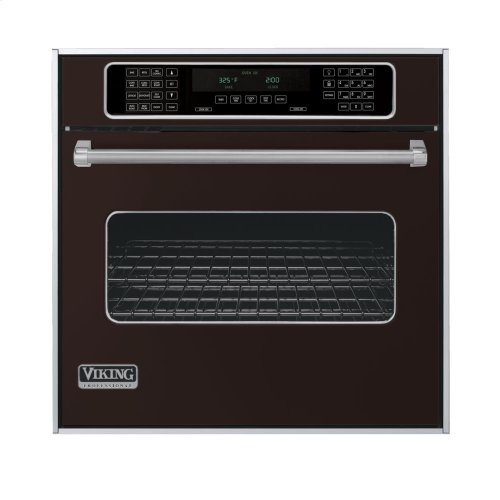 "Chocolate 30"" Single Electric Touch Control Premiere Oven - VESO (30"" Wide Single Electric Touch Control Premiere Oven)"