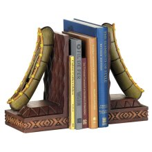 Old River Canoe Bookends