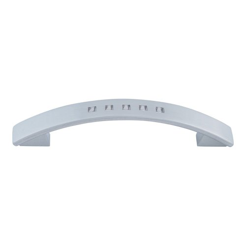 Band Pull 3 3/4 Inch (c-c) - Brushed Nickel